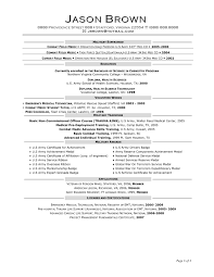 Military Job Descriptions For Resume by Clinical Research Associate Job Description Resume Free Resume
