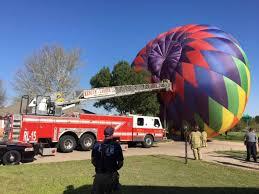 Oklahoma Travel Air images Oklahoma city hot air balloon crash no injuries officials say jpg
