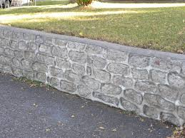Building A Concrete Block House Fresh Build Retaining Wall Against House 24665