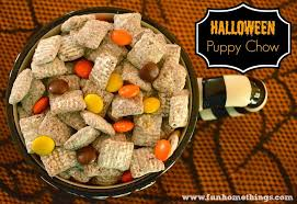 puppy chow home things