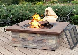 Real Flame Fire Pit - stunning decoration wood burning firepit alluring real flame