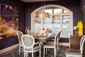 purple dining room ideas 20 dining room color designs ideas design trends premium psd