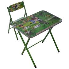 ben 10 table and chair monmartt