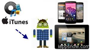 how to put itunes on android 3 methods to itunes on android tablet or smartphone