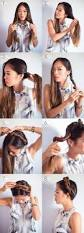 easy hairstyles step by step 8 inspiring tutorials home dezign