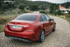 Modified A Class Mercedes Test Drive The New Mercedes Benz C Class Amg Models Cool Hunting