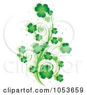 royalty free rf clover clipart illustrations vector graphics 1
