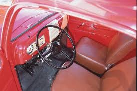 Ford Truck Interior We Love Ford U0027s Past Present And Future 1940 1949 Ford Trucks