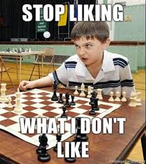 Quit Playing Meme - stop liking what i don t like know your meme