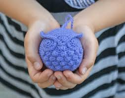hootie who owl crochet ornament knitting patterns and crochet