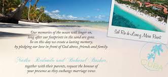 Wedding Invitation Verses Wedding Poems