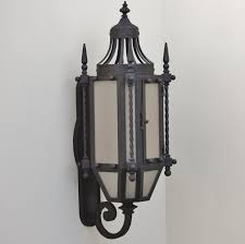 Outdoor Wrought Iron Chandelier by Gothic Outdoor Lighting A Property Of Dignified And Esteemed