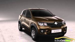 kwid renault 2015 renault kwid colours comparison rouge u0026 bronze youtube