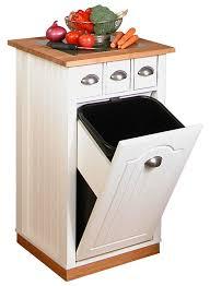 Kitchen Trash Can Ideas Kitchen Utensils 20 Ideas Kitchen Trash Can Cabinet Light Green
