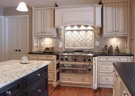 antique white glazed kitchen cabinets white glazed kitchen cabinets ideas 27 antique white kitchen