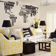 modern home interior design dining room gallery wall idea