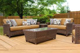 Patio Chairs With Ottomans by Outdoor Furniture Decor Showroom