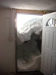 i opened my basement door after a large snowstorm album on imgur