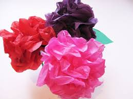 Paper Flower Simple Steps To Make Beautiful Tissue Paper Flowers With Kids
