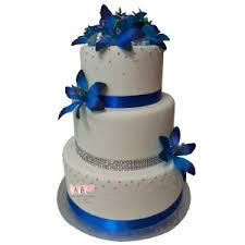 3 tier wedding cake 2176 3 tier cascada wedding cake abc cake shop bakery