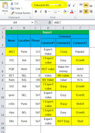 change font color and alignment in excel by vba stack overflow