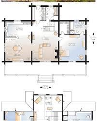 4 Bedroom Cabin Floor Plans Download Floor Plans For 4 Bedroom Cabin Adhome