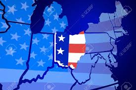 States Map Of Usa by Map Usa Ohio Map Images Reference Map Of Ohio Usa Nations Online