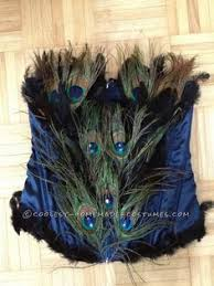 Peacock Costume Halloween Diy Peacock Costumer Inspiration Halloween