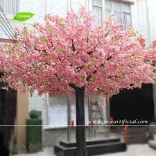 bls018 gnw 9ft plastic sakura tree wedding blossom artificial tree
