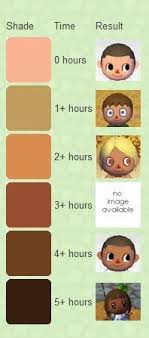 acnl starter hair guide animal crossing fans want more than just white skin colors in new