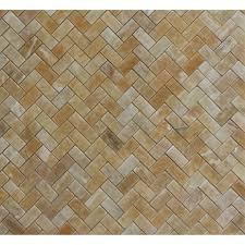 beltile honey onyx herringbone 1x2 1 x 2 beltile tile and