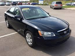 2007 black hyundai sonata 2007 hyundai sonata sedan in pennsylvania for sale 35 used cars
