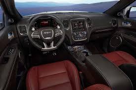 Grand Cherokee Srt Interior 2018 Dodge Durango Srt First Look The Nearly 500 Hp Three Row