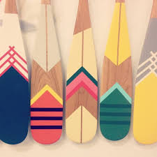 Decorative Canoe Paddles 30 Best Nautical Images On Pinterest Beach House Nautical Style