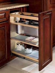kitchen pull out cabinet pull out cabinet organizers kitchen home design ideas