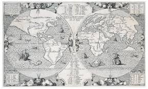 world map image drawing antique world map drawing by benito arias montano