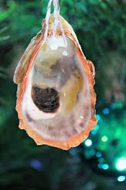 shop oyster ornament by oysters pearls beautiful one of a