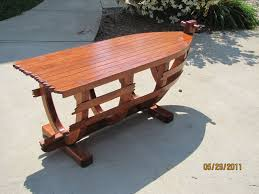 themed coffee table made boat coffee table by ltl wood creations custommade