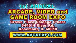 arcade video u0026 game room expo 2016 youtube