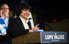 she she she could be texas first latina lesbian governor but can she win