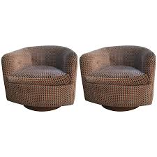 Swivel Chair Bases by Thayer Coggin Swivel Chairs 30 For Sale At 1stdibs