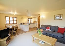 Open Plan Kitchen Living Room Ideas Uk Pinkneys Farm Lower Granary Uk Holiday Cottage