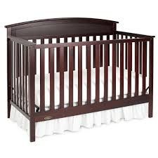 Convertible Crib Espresso Graco Benton 5 In 1 Convertible Crib Espresso Jcpenney