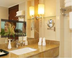 mirror tv in 5 star hotel