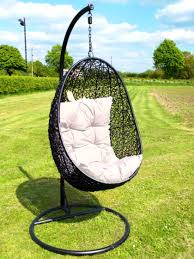Lounge Swing Chair Bedroom Extraordinary Outdoor Person Garden Hanging Chair Brown