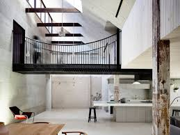 fitzroy loft architects eat archdaily