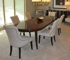 high end mahogany dining table in northwest dallas dallas county