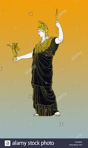 in greek religion and mythology athena is the goddess of wisdom
