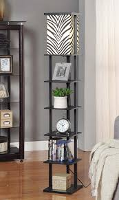 floor lamps with high wattage japanese floor lamp with shelves