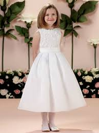 white flower girl dress flower girl dress for less